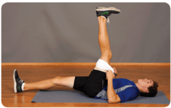 hamstring stretches to avoid lower back pain