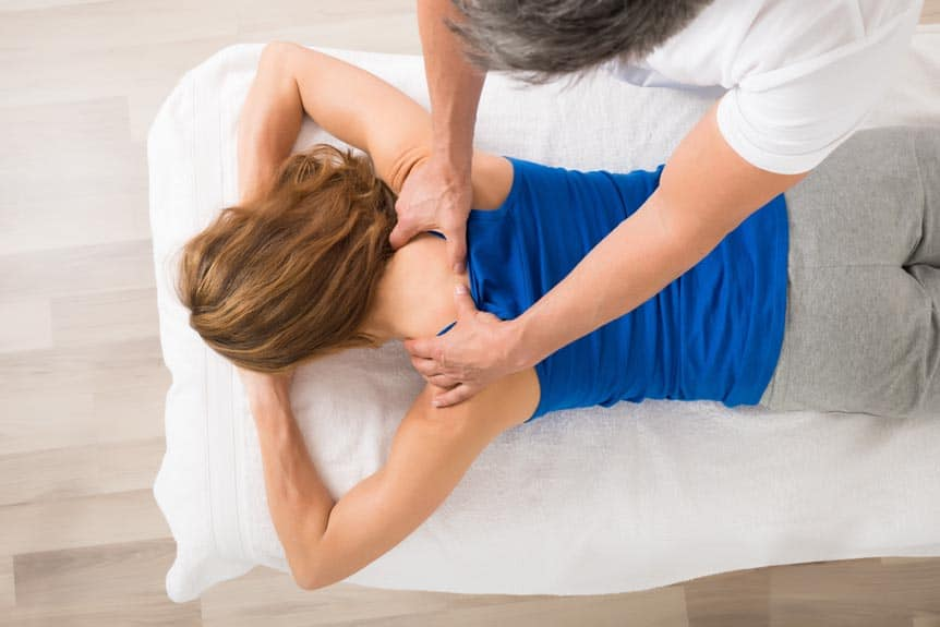 Manual therapy like massage can help with stress. Talk to Westwood Chiropractors for more info.