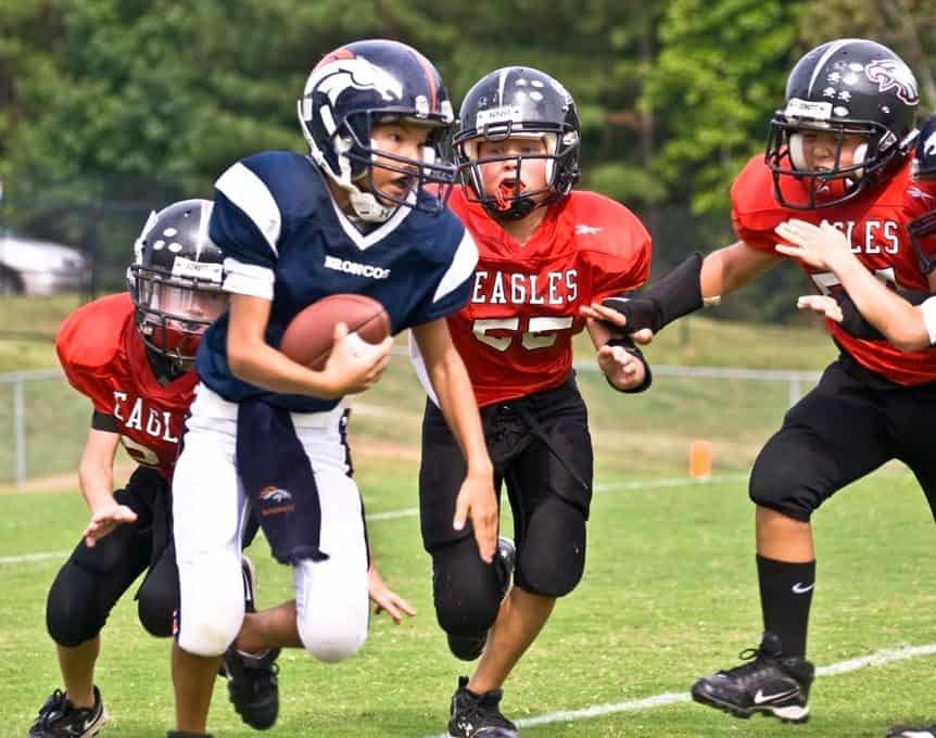 Children's Sports Injuries are Inevitable - Westwood Total Health can help.