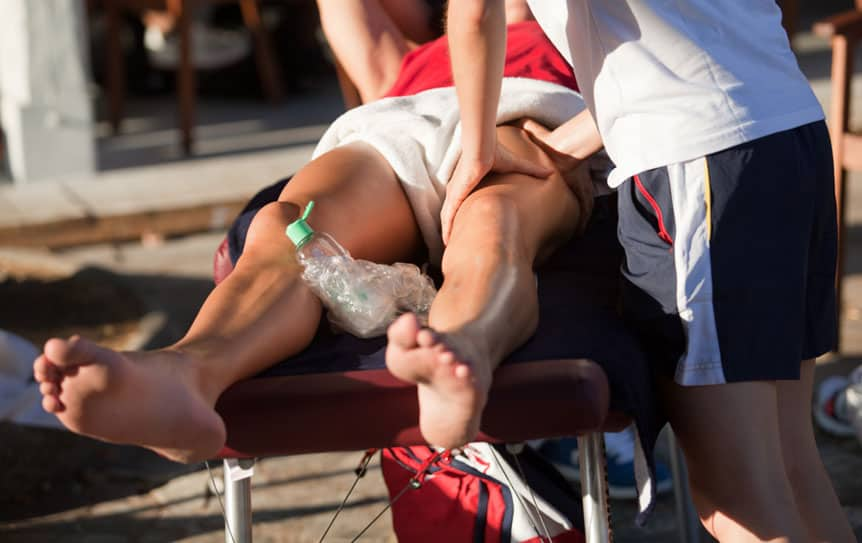Assessing underlying injuries at Westwood Total Health